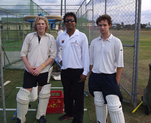 Vedam Hariharan one of the world's leading international cricket coaches