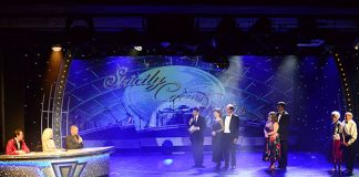 It's a '10 from Len' as Strictly Come Dancing stars visit Cartagena-Image P&O Cruises-Image P&O Cruises