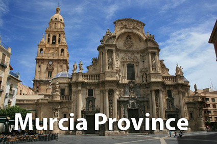 Property for sale in the Murcia province