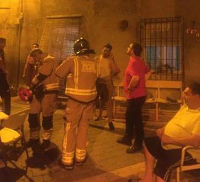 Earthquake causes alarm in Murcia