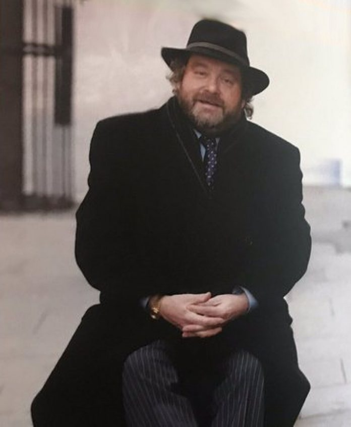 Brendan Grace was the star of an amazing range and types of shows on both sides of the Atlantic.