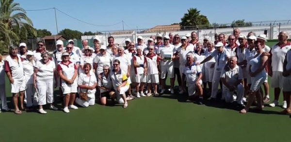 Country Bowls with Potters Team