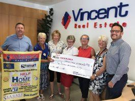 Santiago Walk raises over 2000 euro for Help at Home