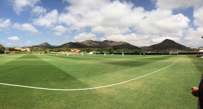 Free Entry for First European Cricket League at La Manga