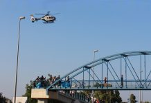 Guardia Rapid Reaction Force swoop on Cabo Roig Manteros