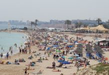 Sunday afternoon drowning at Campoamor beach