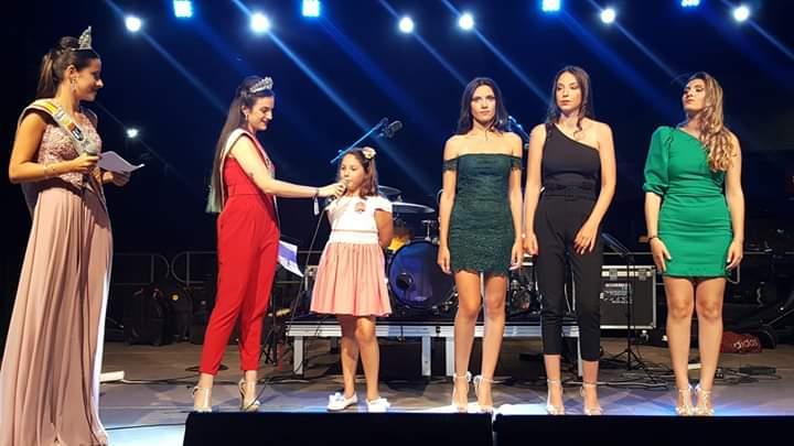 Lucia, Queen 2019 Los Montesinos Patron Festivities, Child Queen Agatha