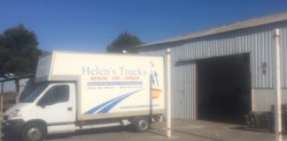 Larger Premises for Helen's Trucks