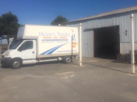 Larger Premises for Helen's Trucks