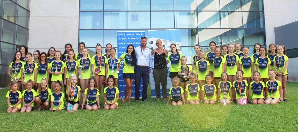 Torrevieja Health to Sponsor Jennifer Colino Gymnastics Club