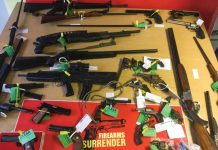 Illegal firearms seized across UK in second national operation targeting online customers