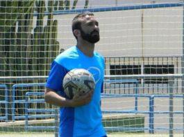 CD Montesinos new coach Jesus Santander.