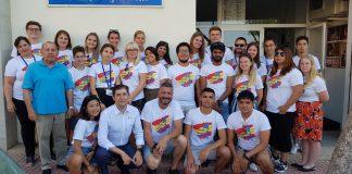 Specsavers Ópticas sponsor Costa Blanca Lions Summer Camp