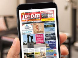 The Leader Newspaper Edition 775
