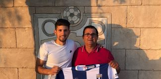 CD Thader Rojales are pleased to announce that Manuel Ramirez (aka Mora), has returned to his home town club