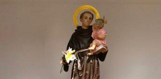 Patron Saint, San Antonio.