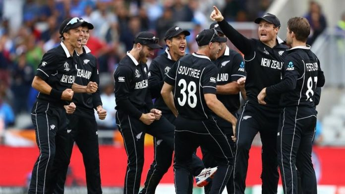 Williamson hails New Zealand's mental strength as they book their World Cup final place