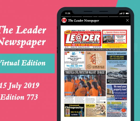 The Leader Newspaper edition 773