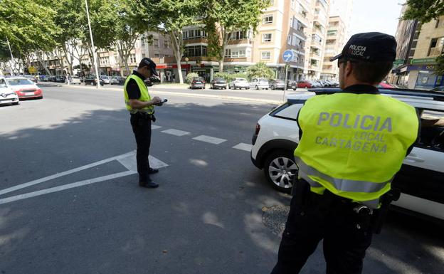 Police detain 31 drunk drivers in Torrevieja in six days