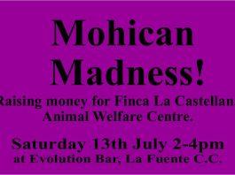 Fundraiser for Finca la Castellana.