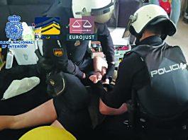 Torrevieja arrest in 40 million euro prostitution network