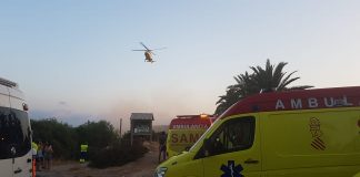 One Briton dead and one seriously injured after Punta Prima fall