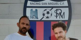 Without hope there is no team - Racing San Miguel CF new coach Dani