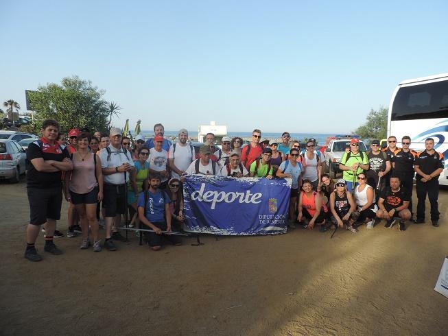 Mojácar Council organises a group walk through La Mena-Macenas