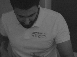 Enrique Martinez Ruiz - physiotherapist of the stars.