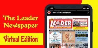 The Virtual Leader Newspaper edition 774