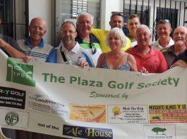 The Plaza Golf Society Villamartin 12.07.19