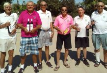 El Plantio Golf Team Waltz