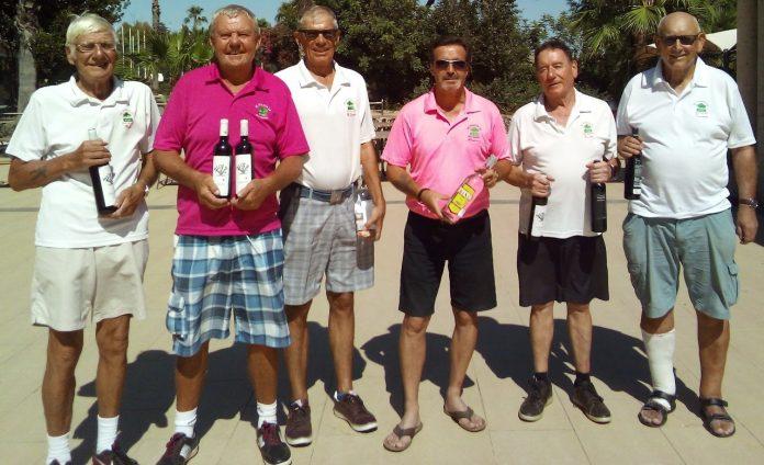 El Plantio Golf Team Waltz