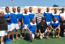 Playa Flamenca Walking Football