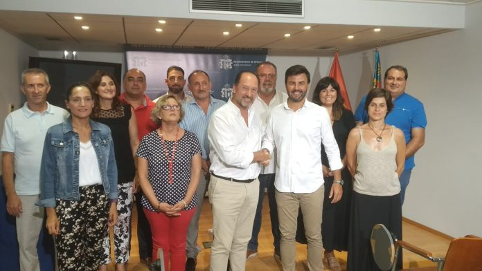 José Aix to be deputy mayor as Ciudadanos join Orihuela government