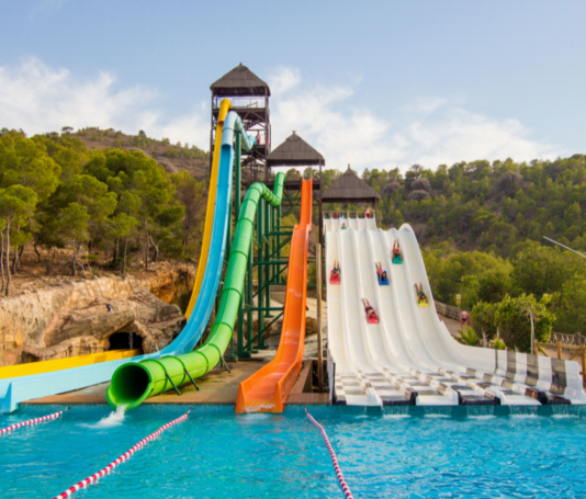 Benidorm Waterslide accident has Brit on life support