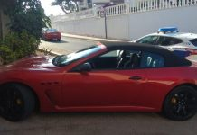 Two arrested for stealing high end cars in Cabo Roig