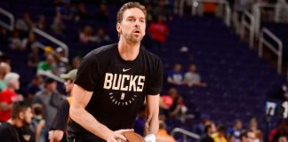 Spanish basketball star Pau Gasol agrees to deal with NBA Trail Blazers - Image NBA.es