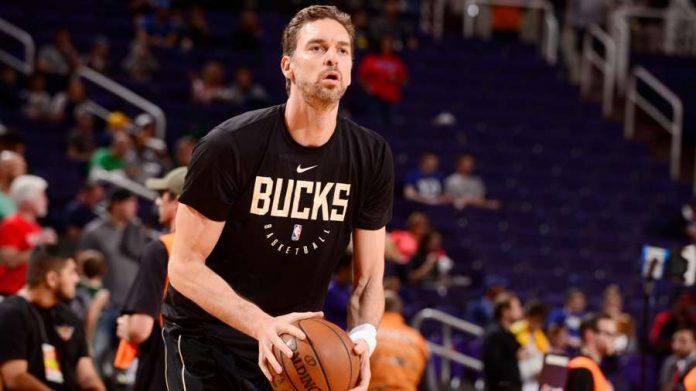 Spanish basketball star Pau Gasol agrees to deal with NBA Trail Blazers - Image NBA.es