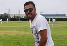 LaMangaTorre CC's Pawitter Singh took three wickets.