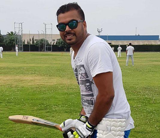 LaMangaTorre CC's Pawitter Singh took three wickets.