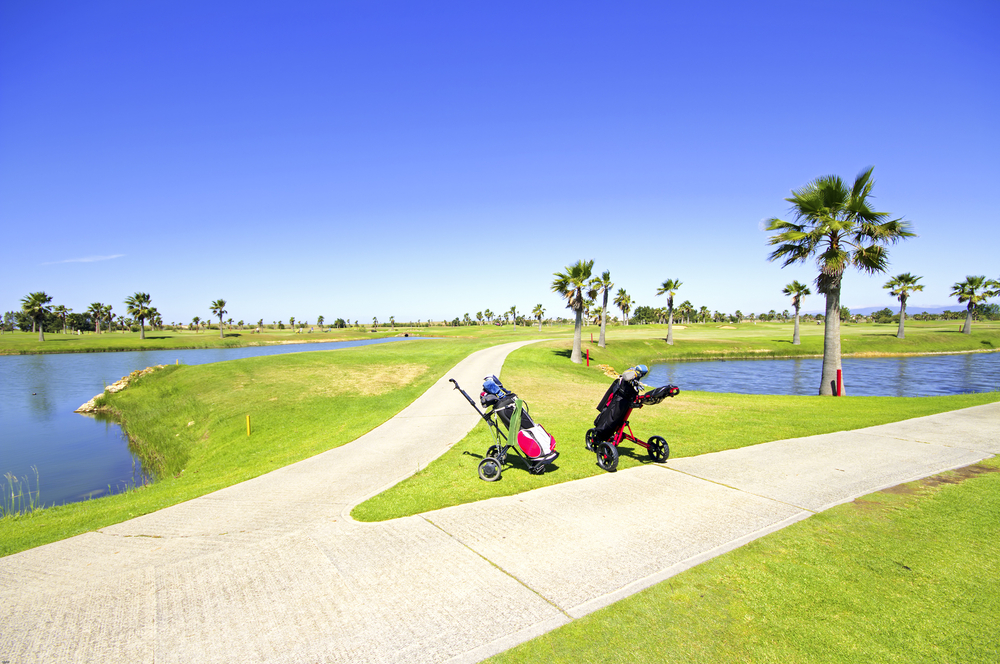 Lo Crispin Golf Society at El Plantio