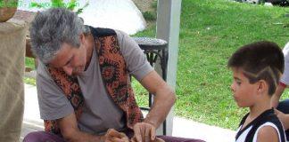 Craft demonstrations return to Hondón de las Nieves