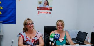 Ciudadanos (Cs) councillors in Torrevieja and San Miguel