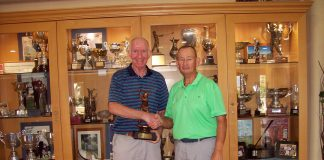 MONTGO'S MICK WINS THE MIDDLETON TROPHY