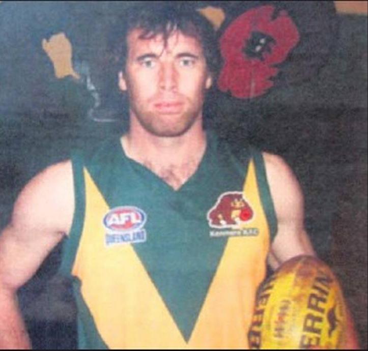Irish warrior, Lenny, former Australian team Odense head coach