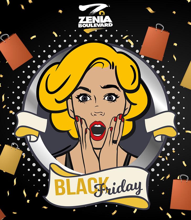 Black Friday at the La Zenia Boulevard Shopping Center