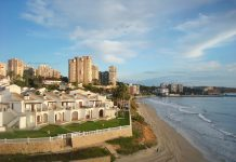 Growing support for Costa Campoamor
