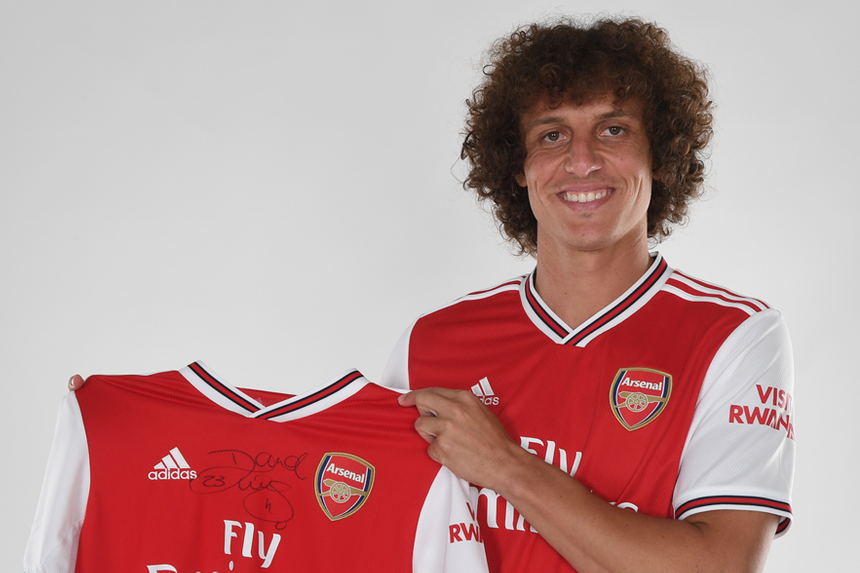 Frank Lampard Says David Luiz Did Not Force Arsenal Move & Never Refused To Train