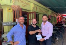 Gogarty's wins recycling award